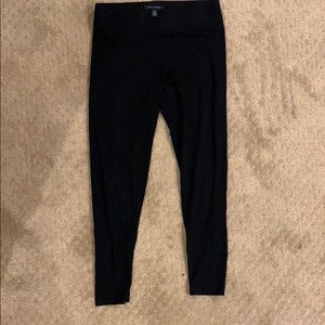 Tommy Hilfiger black size small leggings